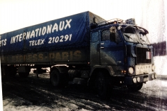Transport routier Europe – Scandinavie