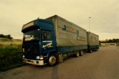 Transport de marchandise Allemagne
