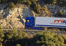 Transport camion Lot / Demi-lot - Compagnie de transport routier