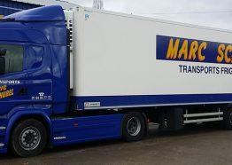 Transport frigorifique 91 - Transport alimentaire 91 - Transport camion frigorifique